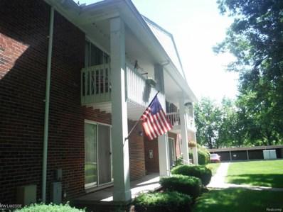 42424 Sheldon Place UNIT 192, Clinton Twp, MI 48038 - MLS#: 58031355646