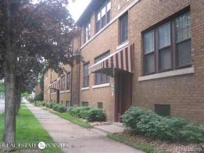 1300 Maryland Apt #4, Grosse Pointe Park, MI 48230 - MLS#: 58031355653