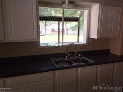 850 Mill St, Algonac, MI 48001 - MLS#: 58031355705