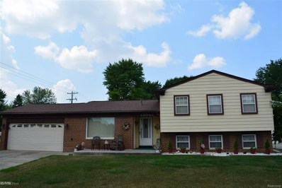 43043 Bond Ct, Sterling Heights, MI 48313 - MLS#: 58031355732