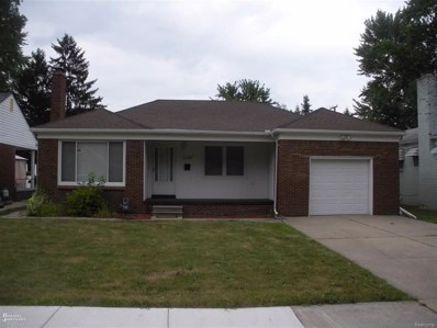 21149 Huntington Ave, Harper Woods, MI 48225 - MLS#: 58031355775
