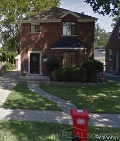 1704 Hampton, Grosse Pointe Woods, MI 48236 - MLS#: 58031355781