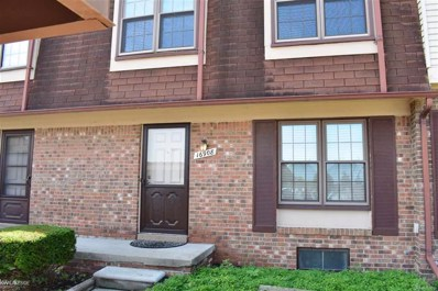 16908 Kingsbrooke, Clinton Twp, MI 48038 - MLS#: 58031355795