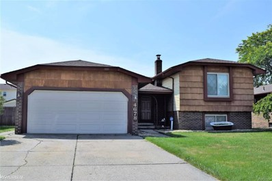 4678 Bloomfield, Sterling Heights, MI 48310 - MLS#: 58031355840