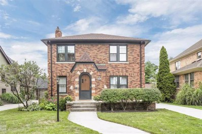 1441 Grayton, Grosse Pointe Park, MI 48230 - MLS#: 58031355841