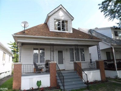 3893 Commor, Detroit, MI 48212 - MLS#: 58031355911