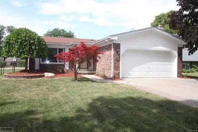13915 Riverwood Dr, Sterling Heights, MI 48312 - MLS#: 58031356026