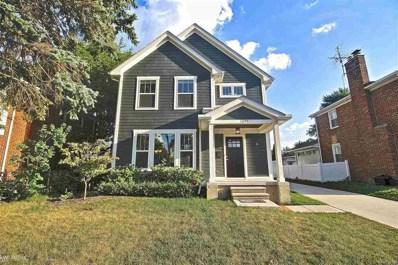 1377 W Selfridge Blvd, Clawson, MI 48017 - MLS#: 58031356059