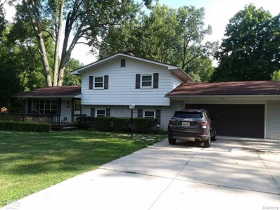6366 Candler, Shelby Twp, MI 48316 - MLS#: 58031356086