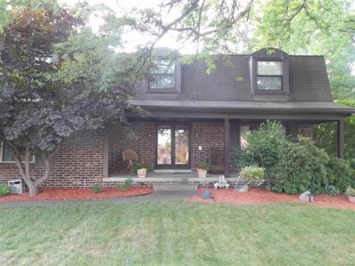 54815 Blue Cloud, Shelby Twp, MI 48315 - MLS#: 58031356092
