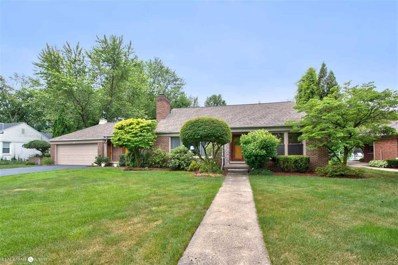 1567 Sunningdale, Grosse Pointe Woods, MI 48236 - MLS#: 58031356229