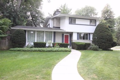 295 Cloverly, Grosse Pointe Farms, MI 48236 - MLS#: 58031356375
