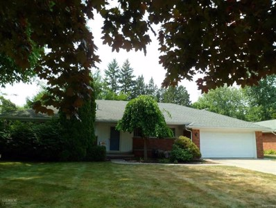 444 Barclay, Grosse Pointe Farms, MI 48236 - MLS#: 58031356410