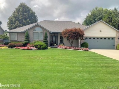 3265 Amberwood Drive, Port Huron Twp, MI 48060 - MLS#: 58031356458