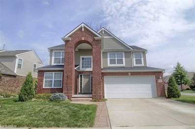 42801 Greystone Dr, Sterling Heights, MI 48313 - MLS#: 58031356514