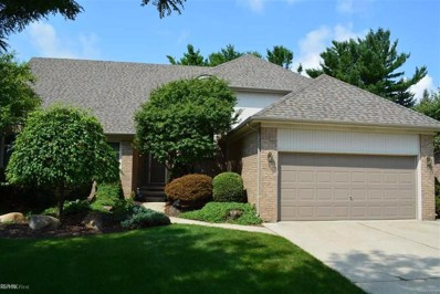 40095 Cucci Dr, Sterling Heights, MI 48313 - MLS#: 58031356517
