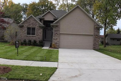 23312 Lakewood, Clinton Twp, MI 48035 - MLS#: 58031356541