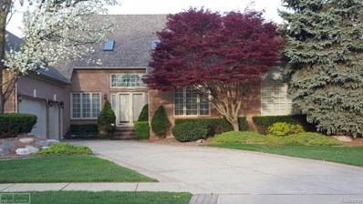 53785 Cherrywood Dr, Shelby Twp, MI 48315 - MLS#: 58031356578