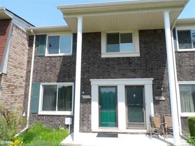 13307 Denver Cir UNIT 30, Sterling Heights, MI 48312 - MLS#: 58031356586