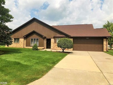 20353 Majestic Drive, Clinton Twp, MI 48036 - MLS#: 58031356601
