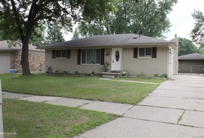 14590 Hope Dr., Sterling Heights, MI 48313 - MLS#: 58031356641