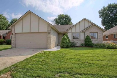 46968 Morningside Drive, Macomb Twp, MI 48044 - MLS#: 58031356768