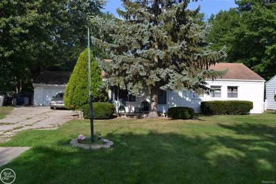 21485 Drexel, Clinton Twp, MI 48036 - MLS#: 58031356794