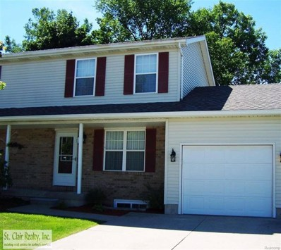 1404 Whispering Woods, Marysville, MI 48040 - MLS#: 58031356815