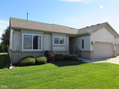 28874 Sugarberry, Chesterfield Twp, MI 48051 - MLS#: 58031356819