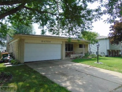 34724 Devonshire, New Baltimore, MI 48047 - MLS#: 58031356881