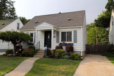 1617 Donald, Royal Oak, MI 48073 - MLS#: 58031356887