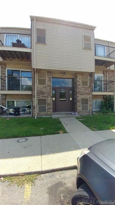 17010 Clinton River UNIT UNIT 163, Clinton Twp, MI 48038 - MLS#: 58031356923