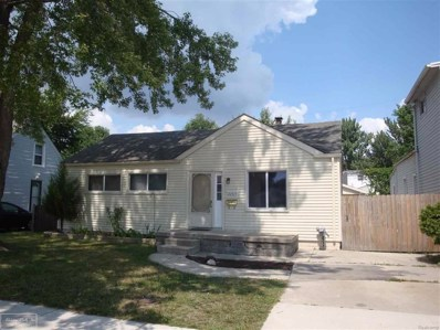 22615 Blackburn, St. Clair Shores, MI 48080 - MLS#: 58031356979