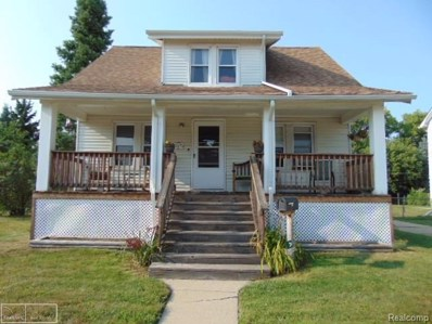 16473 Chesterfield, Eastpointe, MI 48021 - MLS#: 58031357085
