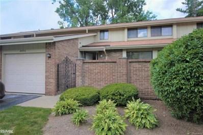 2854 Trailwood Dr, Rochester Hills, MI 48509 - MLS#: 58031357119