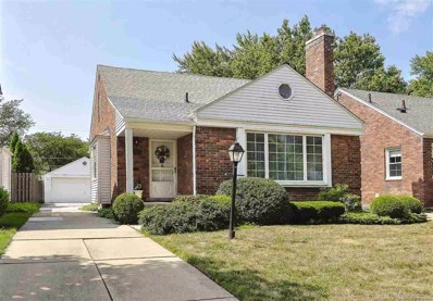 1943 Huntington, Grosse Pointe Woods, MI 48236 - MLS#: 58031357133