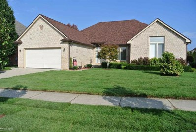 51608 Battanwood, Macomb Twp, MI 48042 - MLS#: 58031357334