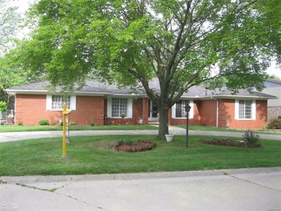 38849 Red Oaks, Clinton Twp, MI 48036 - MLS#: 58031357483