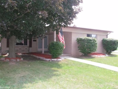 33812 Stonewood Dr, Sterling Heights, MI 48312 - MLS#: 58031357621