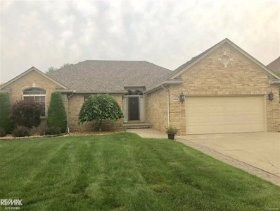 39161 Canterbury, Harrison Twp, MI 48045 - MLS#: 58031357633