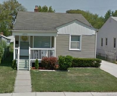 22953 Maxine, St. Clair Shores, MI 48080 - MLS#: 58031357711