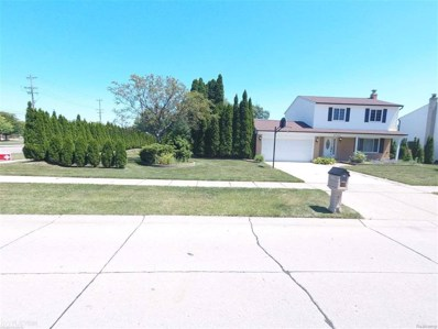 43542 Hartwick, Sterling Heights, MI 48313 - MLS#: 58031357773