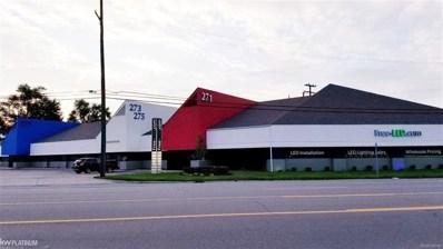 273 N Groesbeck, Mount Clemens, MI 48043 - MLS#: 58031357784