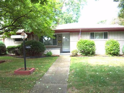 36175 Beverly Dr, Sterling Heights, MI 48310 - MLS#: 58031357792
