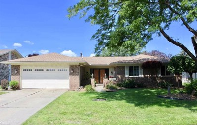 7294 Parklane Dr., Clay Twp, MI 48001 - MLS#: 58031357816