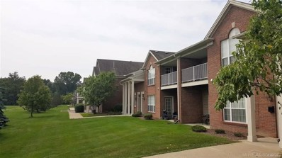 51802 Adler Park W, Chesterfield Twp, MI 48051 - MLS#: 58031357941