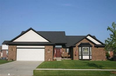 20869 Prairie Creek Blvd, Brownstown Twp, MI 48183 - MLS#: 58031357972
