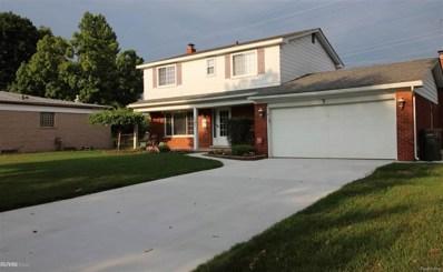 42248 Mendel Drive, Sterling Heights, MI 48313 - MLS#: 58031357979