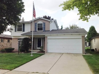16275 Oakwood, Macomb Twp, MI 48044 - MLS#: 58031357995