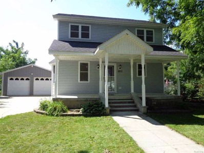 203 N Hunter, Capac, MI 48014 - MLS#: 58031358029